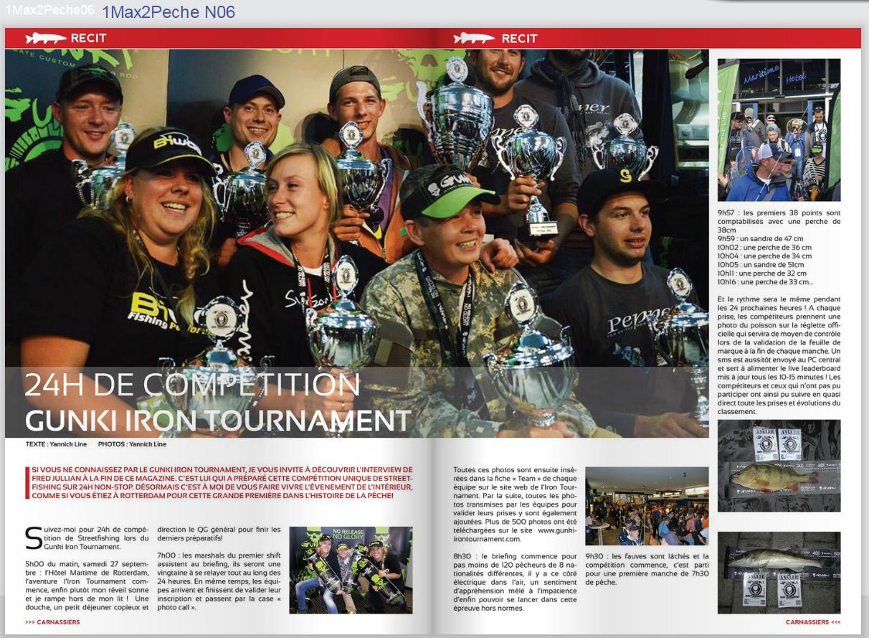 Gunki Iron Tournament 2014