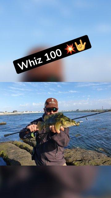 Whiz 100 💥🤟